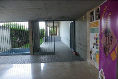 Entrada Exterior CET Sevilla