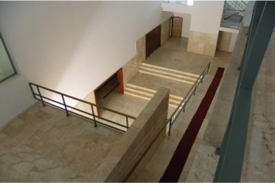 Escaleras CET Sevilla