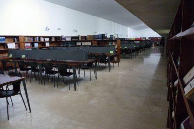 Biblioteca CET Sevilla